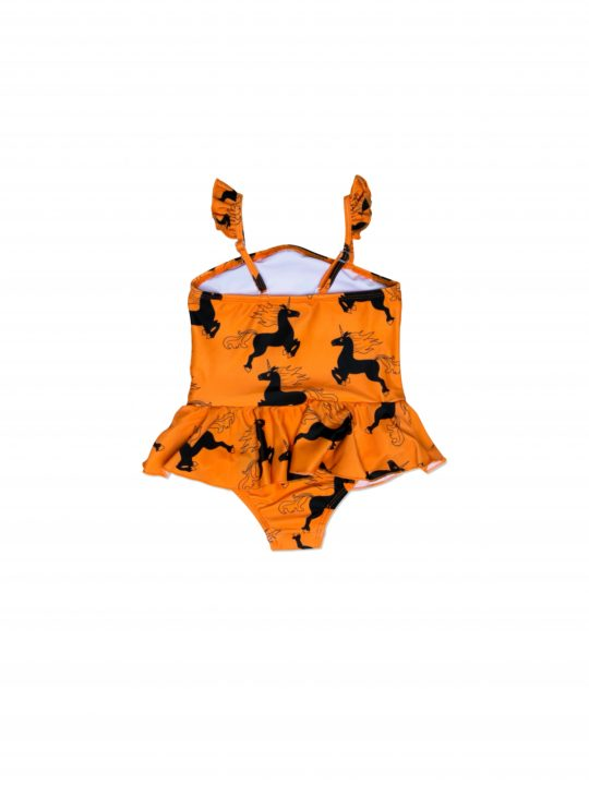 1616012528 2 mini rodini unicorn skirt swimsuit orange