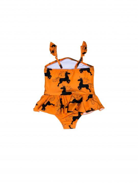 1616012528 2 mini rodini unicorn skirt swimsuit orange