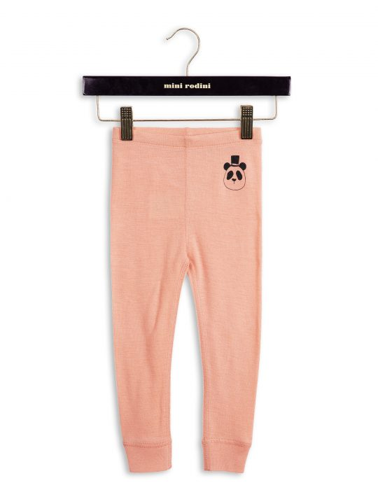 1673015730 mini rodini panda sp wool leggings coral 1
