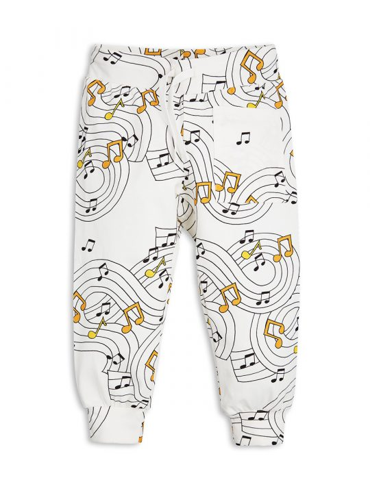 1713010511 1 mini rodini music trousers off white