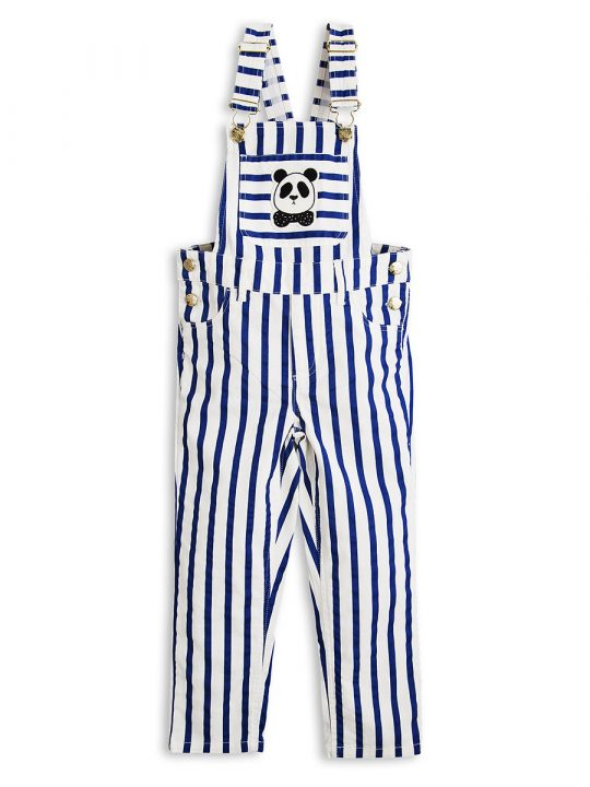 1713015060 1 mini rodini stripe dungarees blue
