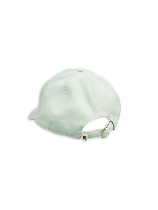 1716514473 2 mini rodini lion emb cap light green