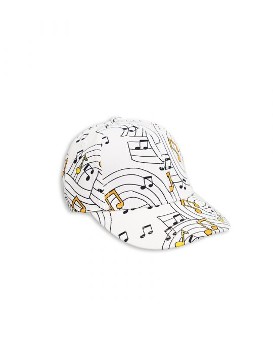 1716514511 1 mini rodini music cap off white