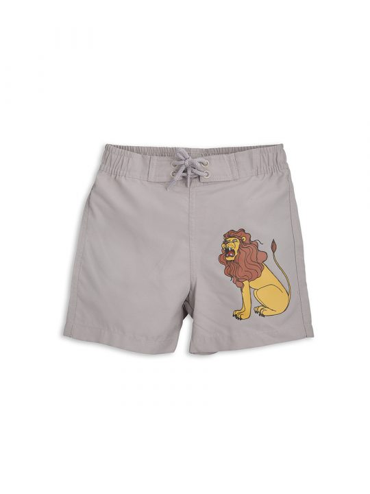 1718012296 1 mini rodini lion sp swimshorts light grey