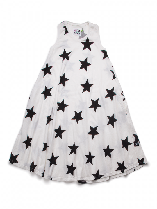 360-MAXI-STAR-DRESS-WHITE