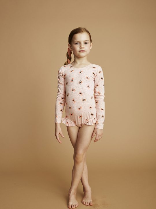 518-237-650 Penny Gymsuit English Rose
