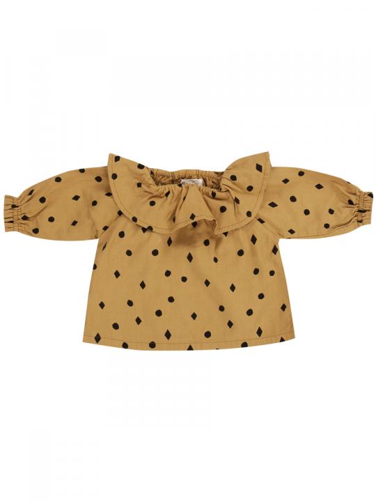 dots n diamonds collar blouse_rylee and cru_lewardrobe