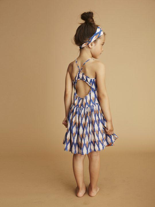 100-182-673 Tory Dress Pale Blush