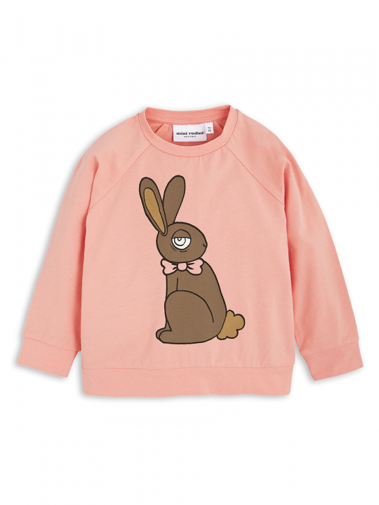 1772015633 1 mini rodini rabbit sp ls cuff tee pink