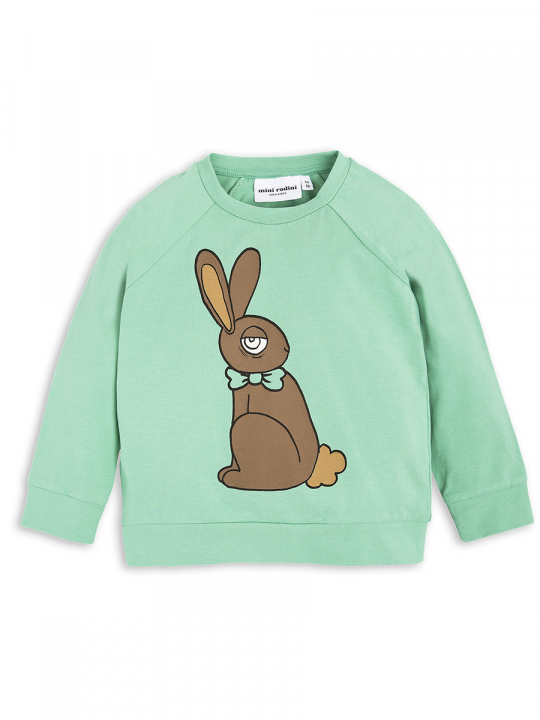 1772015675 1 mini rodini rabbit sp ls cuff tee green
