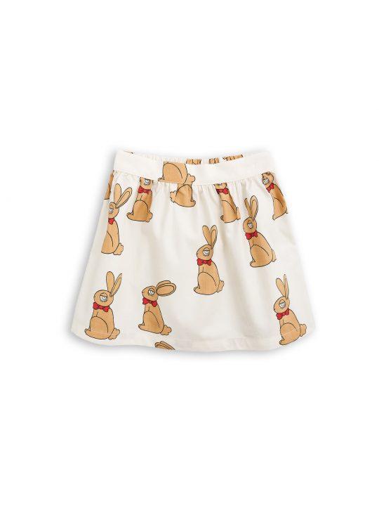 1773016311 1 mini rodini rabbit woven skirt offwhite