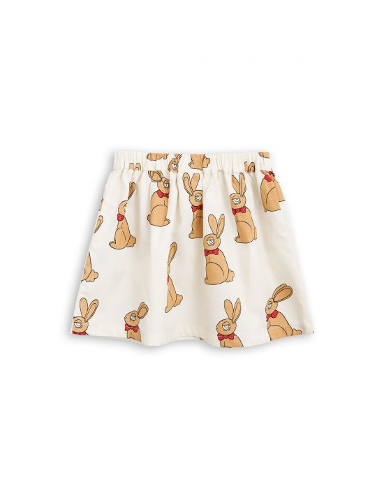 1773016311 2 mini rodini rabbit woven skirt offwhite