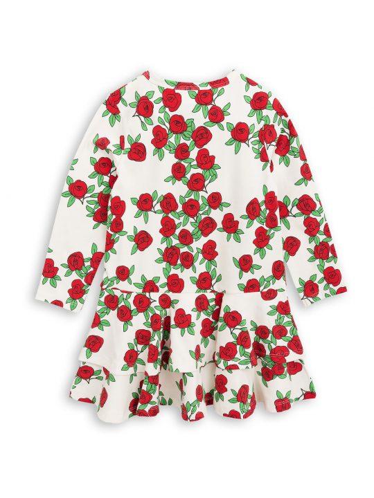 1775012811 2 mini rodini rose ls frill dress offwhite