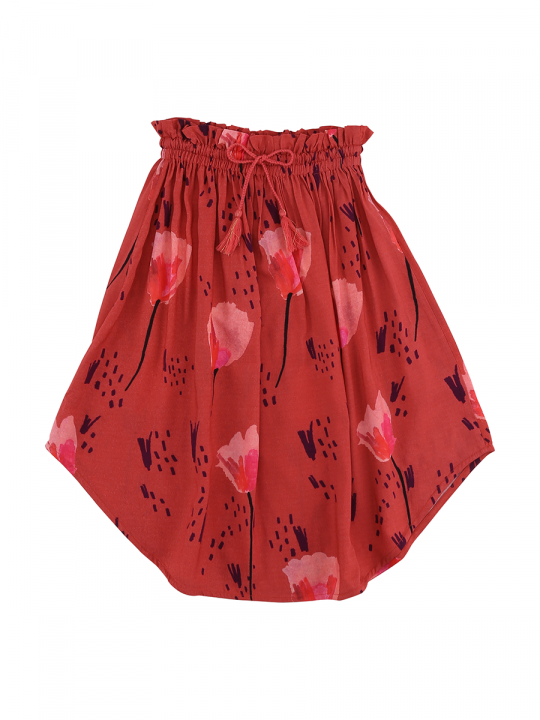 Neva Skirt Faded Rose, AOP Tulip_soft_gallery_lewardrobe