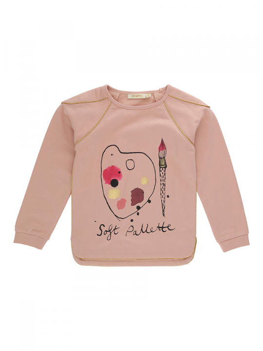 Signe Sweatshirt Rose Cloud, Palette_soft_gallery_lewardrobe