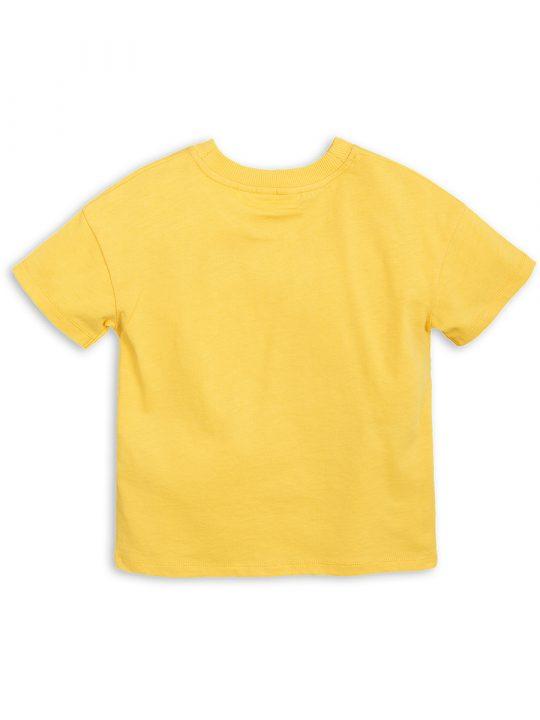 1822011023 2 mini rodini donkey sp ss tee yellow