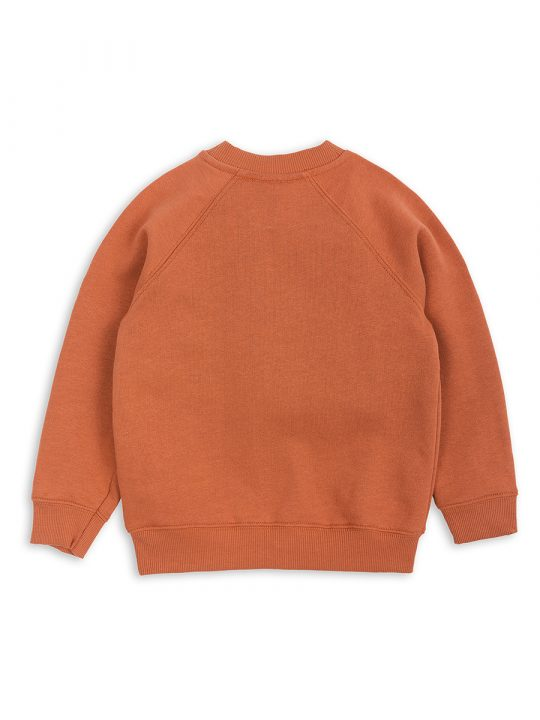 1822011326 2 mini rodini donkey cactus sweatshirt orange