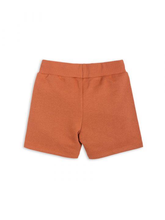 1823011326 2 mini rodini donkey cactus sweatshorts orange