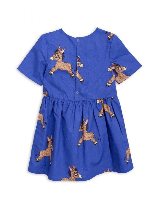 1825010260 2 mini rodini donkey woven dress blue