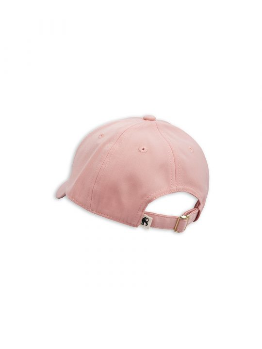 1826510533 2 horse embroidery cap pink