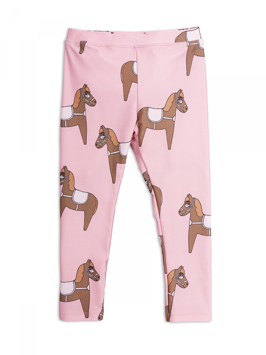 1828011033 1 mini rodini horse fancy leggings pink_lewardrobe_babyshop_kidsshop