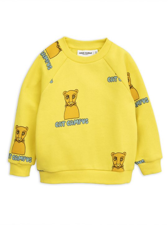 1872015823-1-mini-rodini-cat-campus-sweatshirt-yellow