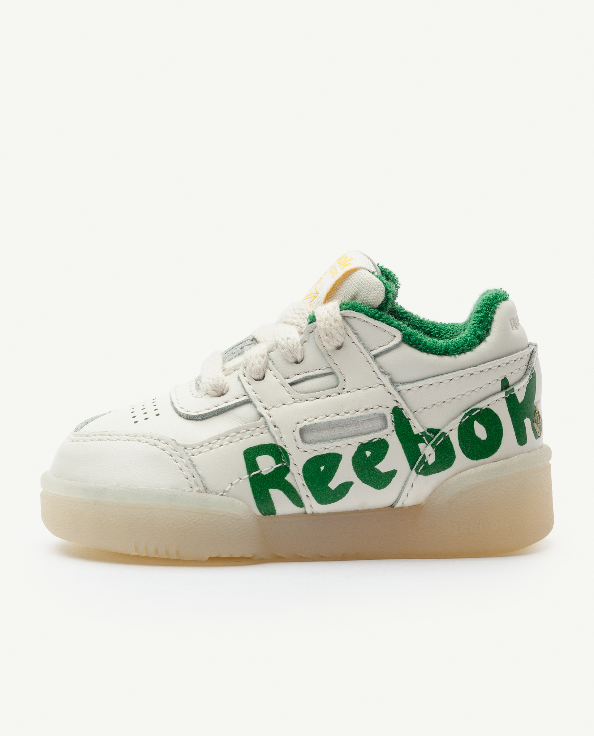 37bb0545196 REEBOK CLASSIC x THE ANIMALS OBSERVATORY WORKOUT PLUS GREEN BABY. Out of  Stock. This ...