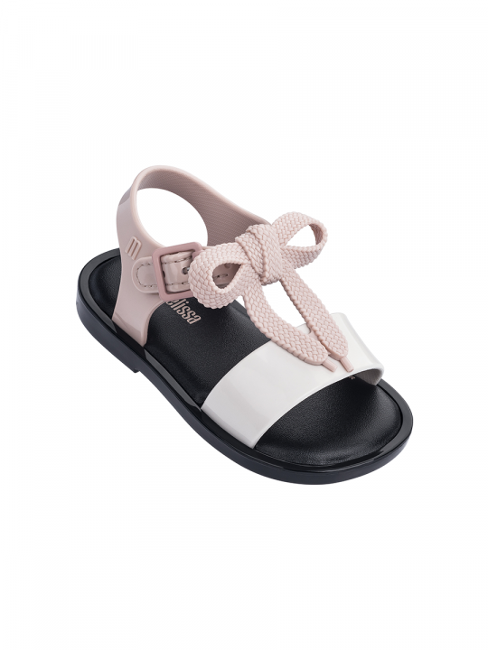 minni_mar_lace_sandal_blush_contrast_mini_melissa_lewardrobe