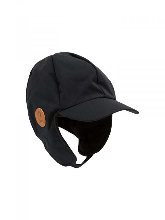19765102-1 mini rodini alaska cap black
